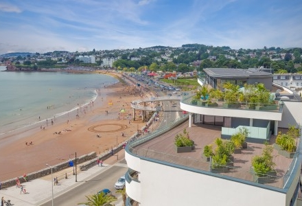 Abbey sands Torbay Road